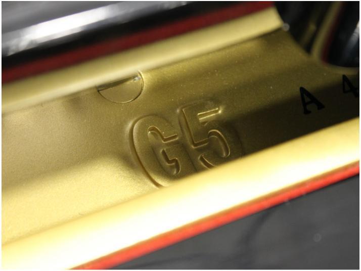 VENDIDO Yamaha G5A. Nº serie 4.340.000. VENDIDO