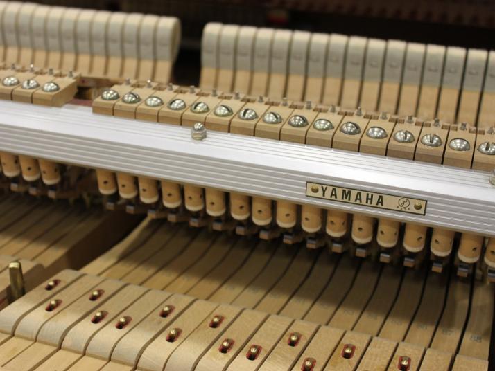 VENDIDO. Yamaha G2 Caoba Nº serie: 2.000.000