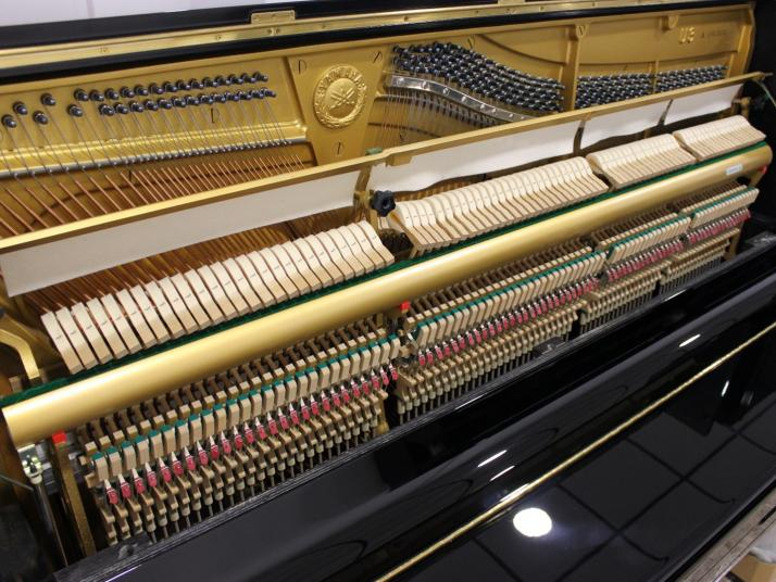 Yamaha U3, U3A.  Nº Serie 3.900.000-4.000.000