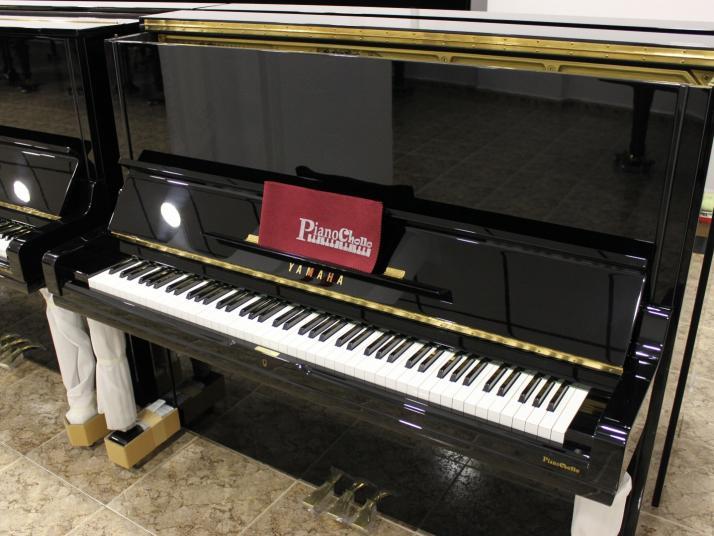Yamaha U3, U3A.  Nº Serie 4.300.000-4.450.000