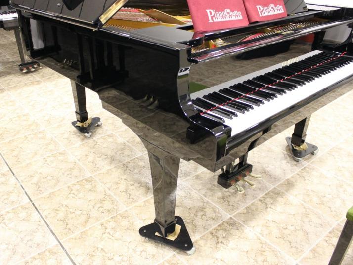 Soporte ruedas para pianos de cola