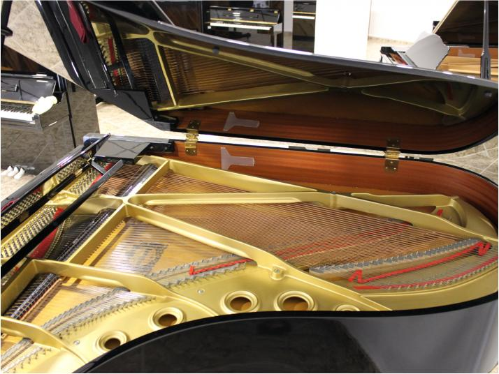 VENDIDO Yamaha C5E - C5. 211cm. Nº serie 4.960.000.
