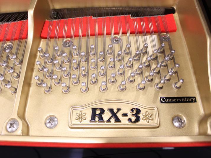 Kawai RX3. Nº serie superior 2.400.000.