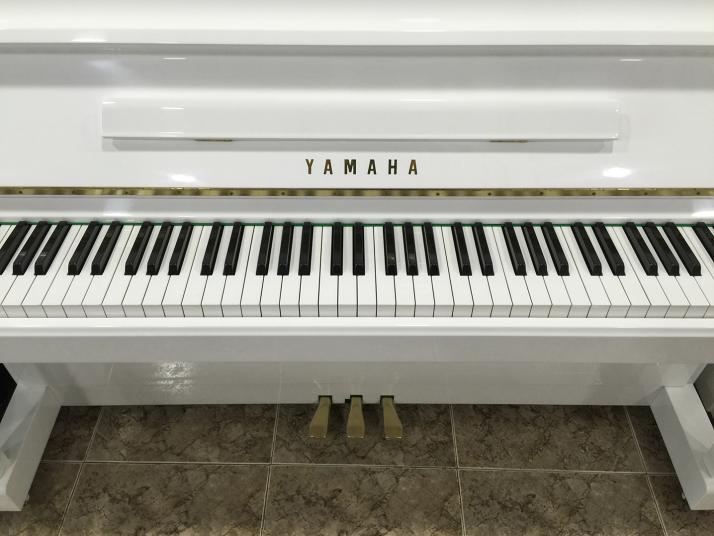 Yamaha U3 BLANCO. U3. Nº serie superior a 1.000.000