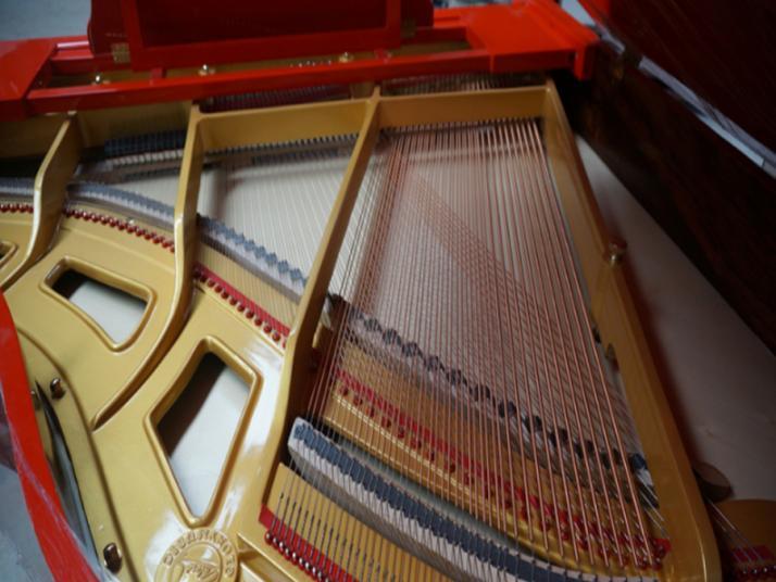 Piano Colin Rojo o Azul, Marca Propia 145cm.