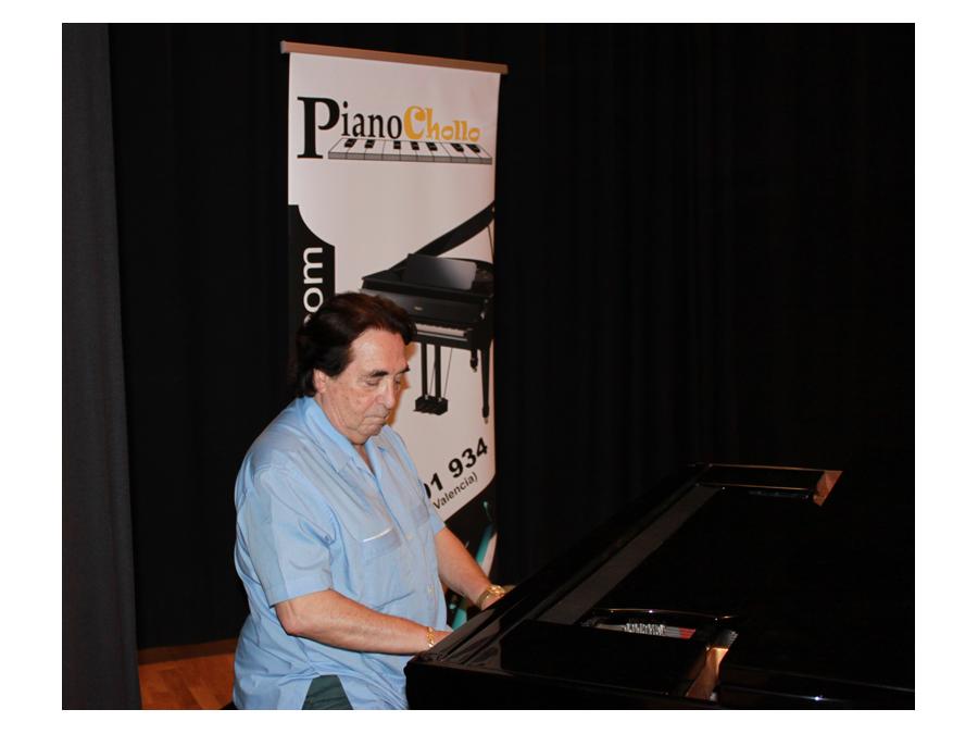 Cuso de Direción Musical con el Maestro Don Enrique García Asensio