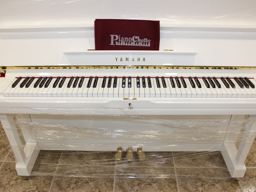 Disponibilidad de Piano Yamaha U3 en color Blanco.