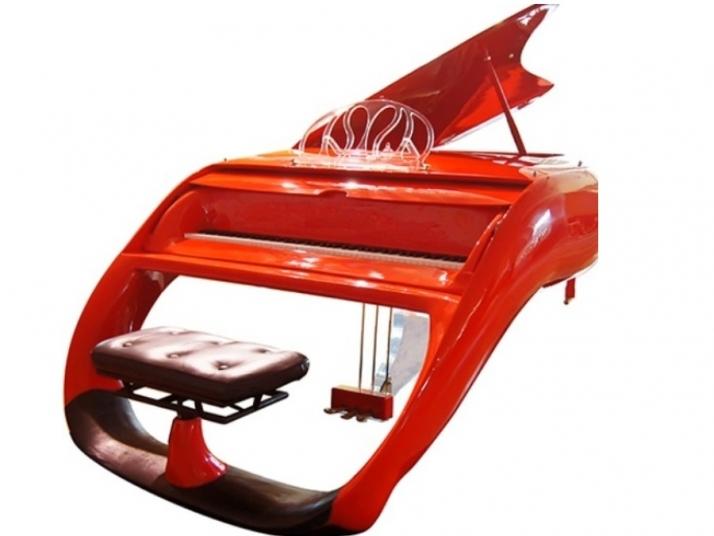 Piano Gran Cola Future-Design PROFESIONAL 231cm