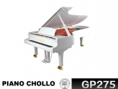 Piano Gran Cola 275cm BLANCO. Marca Propia.